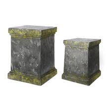 See Details - S/2 Square Pedestals
