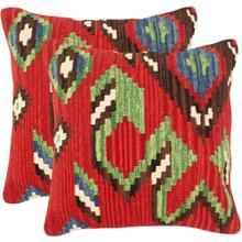 Katsina Pillow - Red