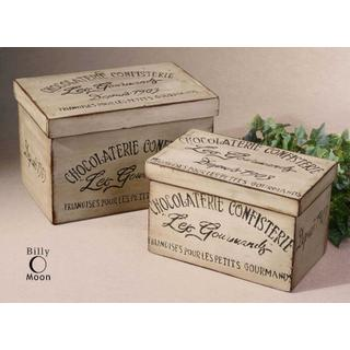 Chocolaterie Boxes, S/2