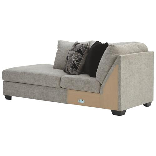 Megginson Left-arm Facing Corner Chaise