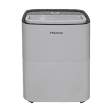 35-Pint Capacity, 1000 sq. ft. coverage, 2-Speed Dehumidifier