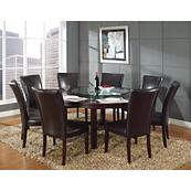 Hartford 72 inch table 7 Piece Set(Table & 6 Side Chairs)