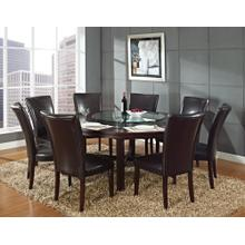 Hartford 72 inch Table 9 Piece Set(Table & 8 Side Chairs)