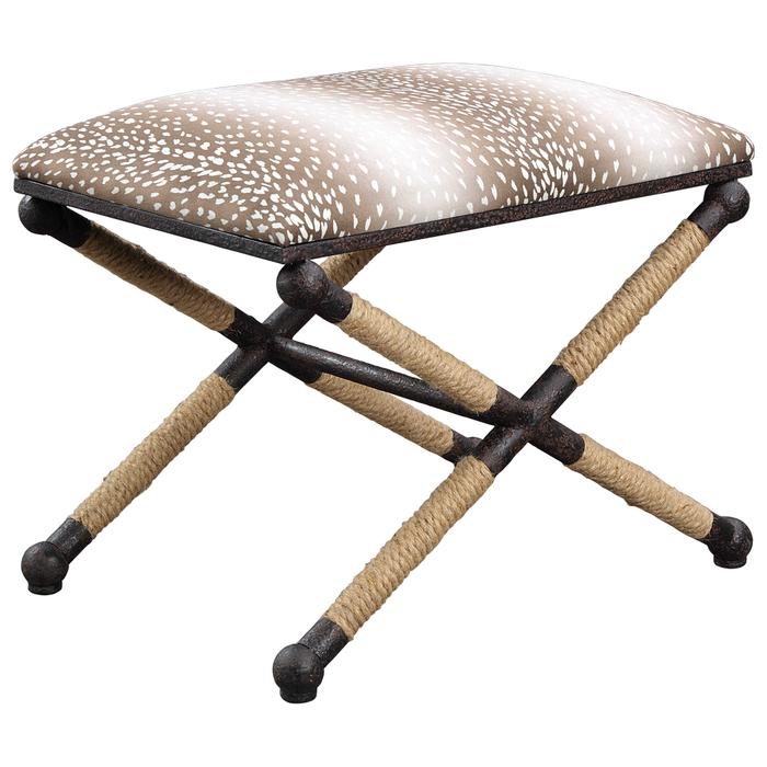 Uttermost - Fawn Small Bench