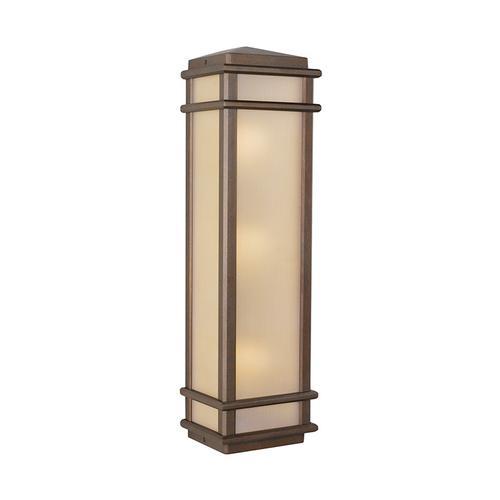 Mission Lodge Large Pocket Lantern Corinthian Bronze