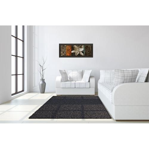 """""""Evanescent I"""" By Keith Mallet Framed Print Wall Art"""