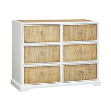 Blanche 6-drawer Chest