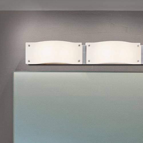 "Sonneman - A Way of Light - Oceana LED Bath Bar [Size=44"", Color/Finish=Satin Nickel]"