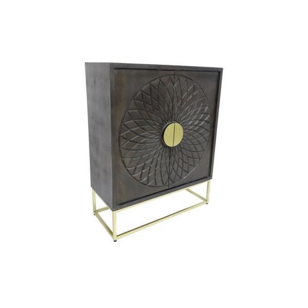 Parabola 2 Door Cabinet, 2551L
