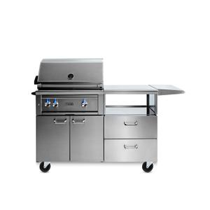 """Lynx30"""" All Trident Grill on Mobile Kitchen, LP"""