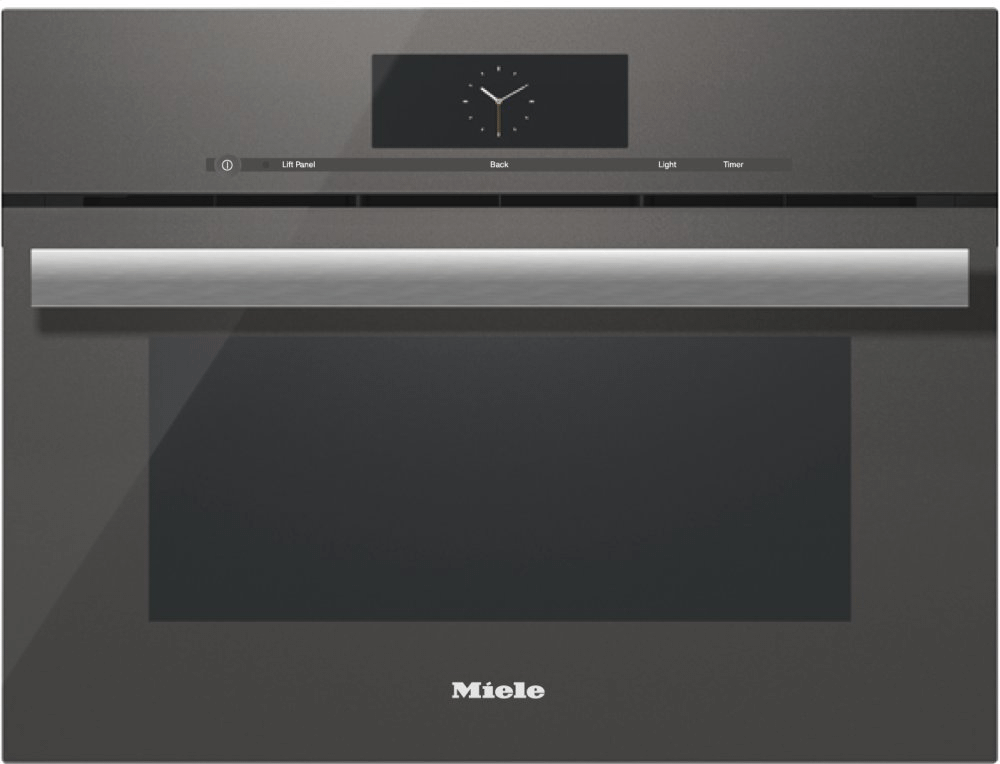 MieleDgc 6800-1 - Steam Oven With Full-Fledged Oven Function And Xl Cavity Combines Two Cooking Techniques - Steam And Convection.