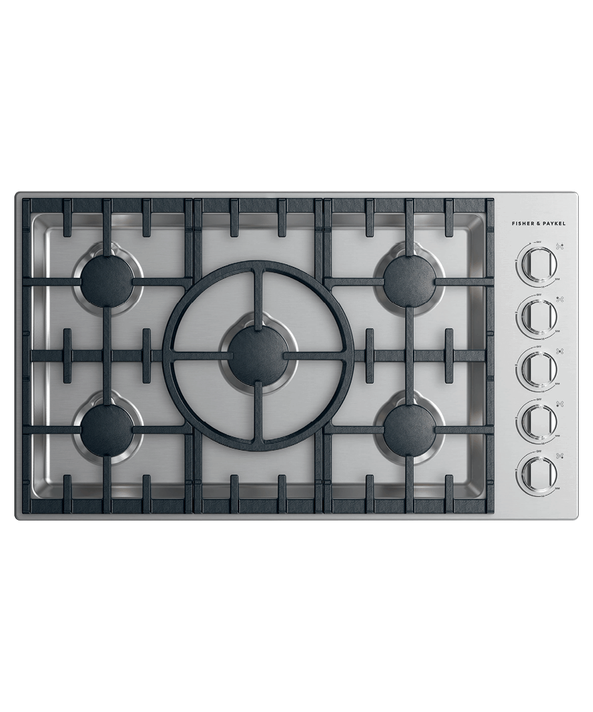 """Fisher & PaykelGas Cooktop, 36"""""""