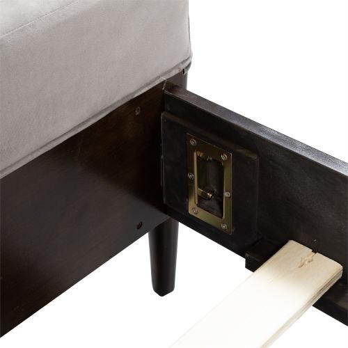Opt Queen Panel Bed