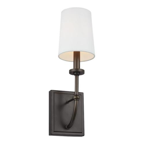 Stowe Sconce Polished Nickel