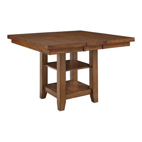 Whitewood Industries - Canyon High Top Table Pecan