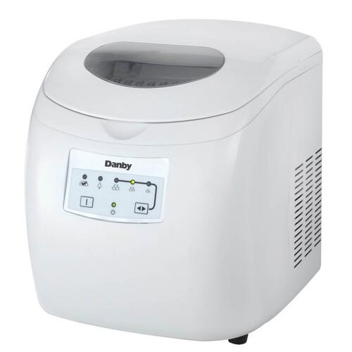 Danby - Danby 2 lb Ice Maker