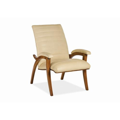 Halston Channel Quilted Chair