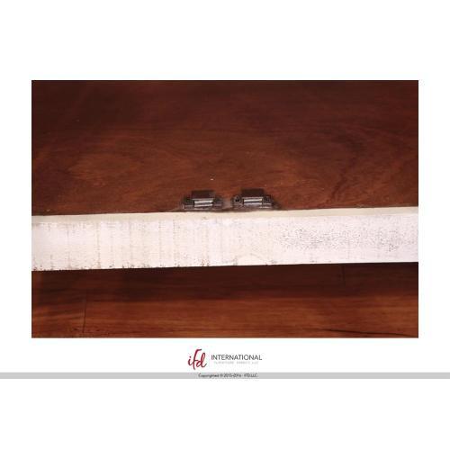 "Artisan Home Furniture - 73"" Console w/6 glass doors"