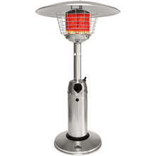 SKYFire 11 Patio Heater for Table Tops , Stainless Steel , Propane