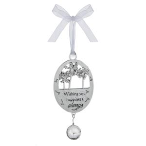 Ornament - Wishing you happiness always