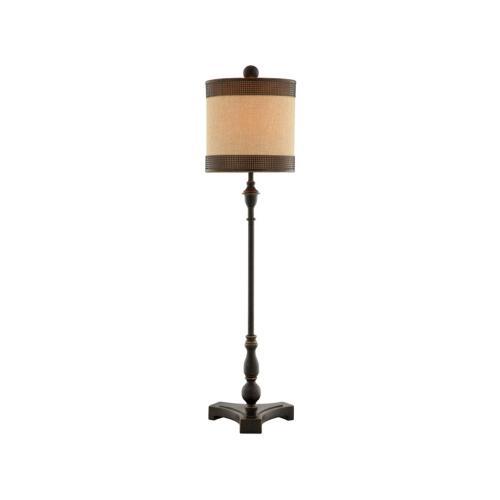 Calano Metal Resin Base Table Lamp