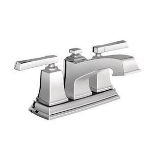 Boardwalk chrome two-handle bathroom faucet Product Image