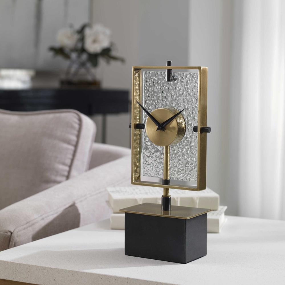 See Details - Arta Table Clock