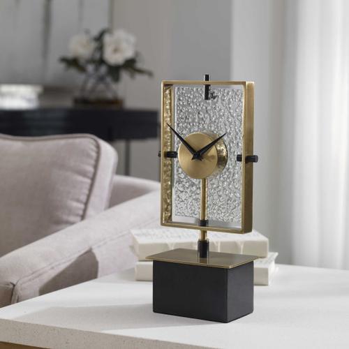 Uttermost - Arta Table Clock