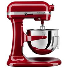 Pro HD Series 5 Quart Bowl-Lift Stand Mixer - Empire Red