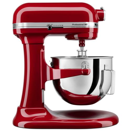 Professional HD™ Series 5 Quart Bowl-Lift Stand Mixer - Empire Red