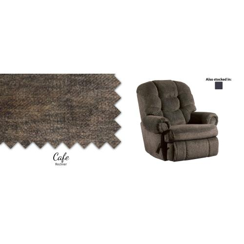 Product Image - Charcoal Recliner