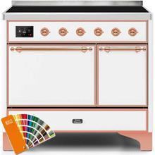 40 Inch Custom RAL Color Electric Freestanding Range