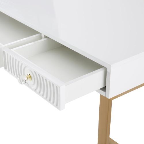 Product Image - Janie White Lacquer Desk