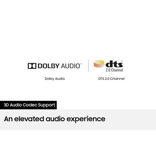 Samsung - HW-A40M 2.1ch Soundbar w/ Dolby Audio (2021)