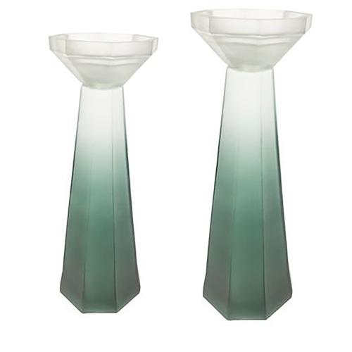 Crestview Collections - Foster Pillar Candle Holders