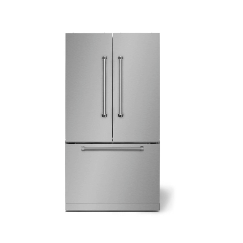 """AGA Professional 36"""" French Door Refrigerator, Stainless Steel"""