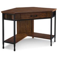 See Details - Ironcraft Corner Computer/Writing Desk #11230