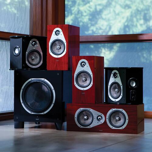 Energy Speakers - V-5.1 Home Theater System