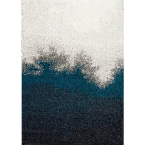 Sable 8282 Charcoal Teal Cream 8 x 11