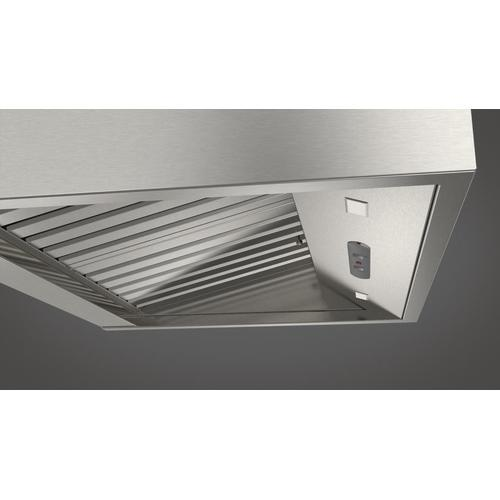 "30"" Pro Hood (1 Fan - Slider) - Stainless Steel"