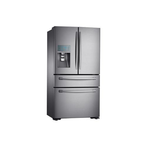 Samsung Canada - RF24FSEDBSR 23.6 cu.ft 4-Door French Door Refrigerator (Stainless Steel)