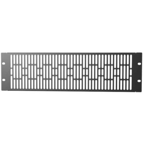 3U Rack Blanking Panel - Vented