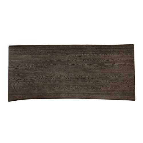 Bassett Furniture - Harvest Oak Live Edge Dining Table