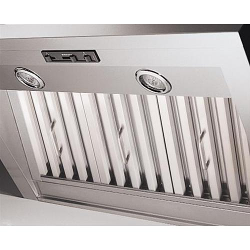 """Product Image - BEST K210A36SS   36"""" Stainless Steel Range Hood with External Blower Options"""