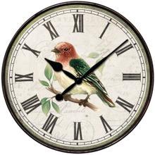 12-Inch Bird Wall Clock
