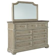 Borlend Dresser and Mirror