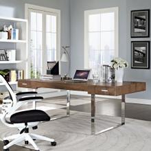 See Details - Tinker Office Desk in Walnut