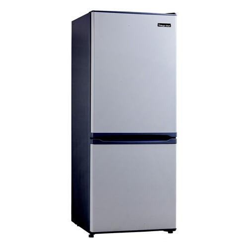 Magic Chef - 9.2 cu. ft. Refrigerator in Stainless