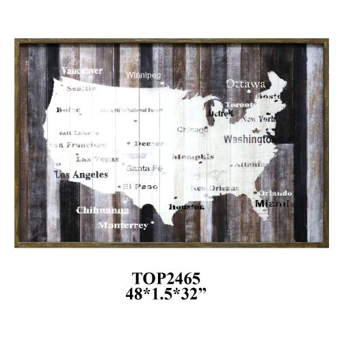 Crestview Collections - Wooden USA