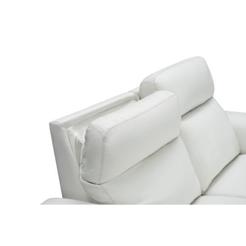 Cameron Winter-White Sofa